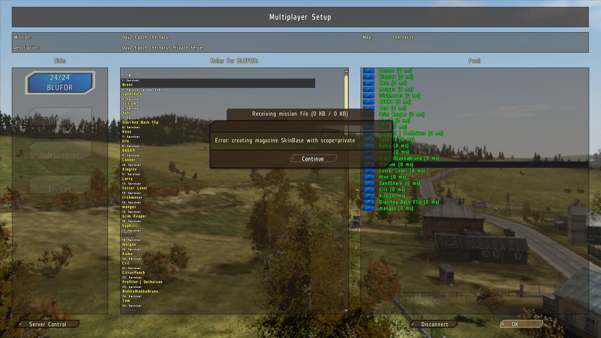 Как создать локальный сервер в dayz standalone Staramba.ru