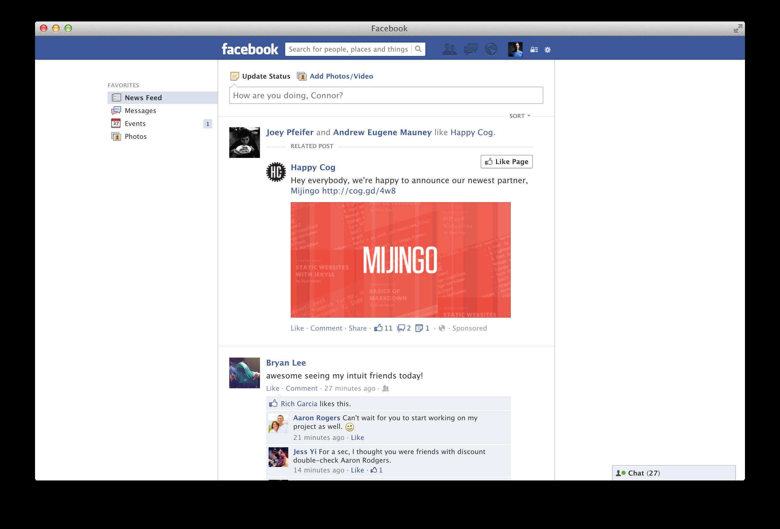 Как создать Страницу Facebook Facebook Business 34