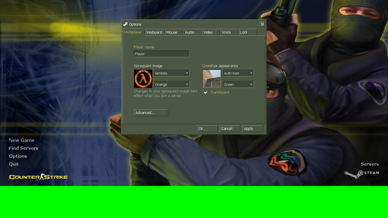 Counter-Strike Архив сайта Как сделать голосовые 65