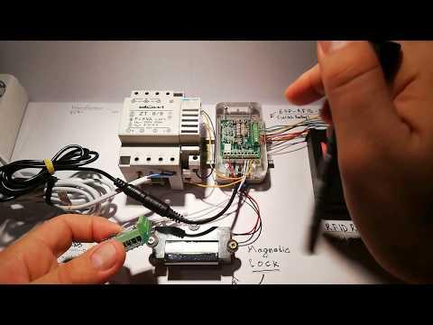 ESP8266 RFID Wiegand ESP12 Nodemcu