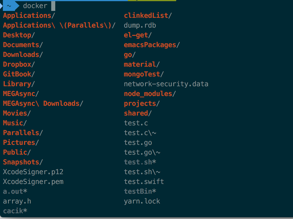 zsh autocompletion is broken · Issue #263 · docker/cli · GitHub