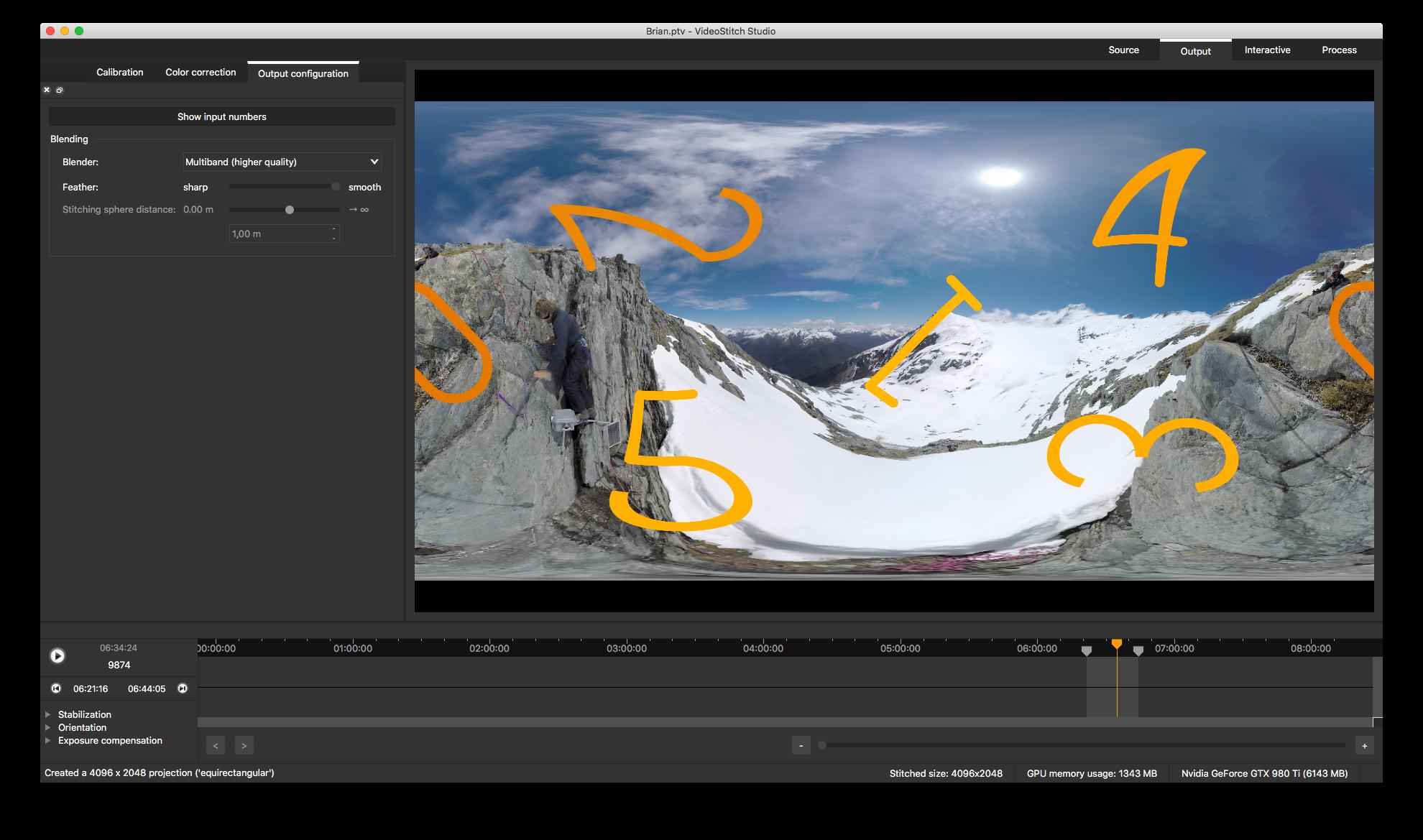 GitHub - stitchEm/stitchEm: Vahana VR & VideoStitch Studio
