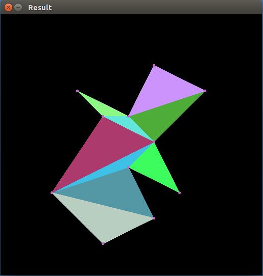 Triangulation of Polygon