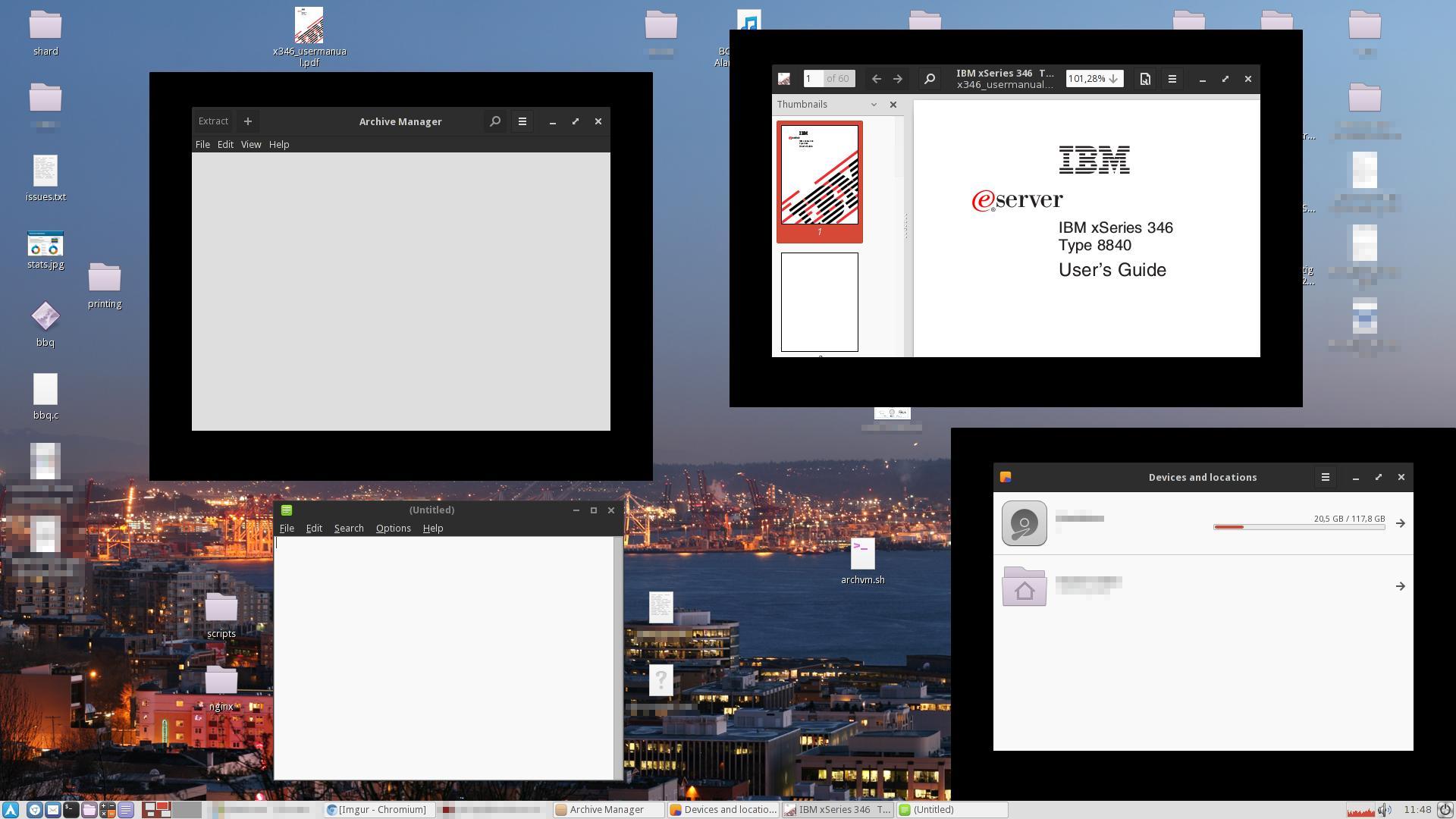 Black borders around windows with GTK 3 16 · Issue #206