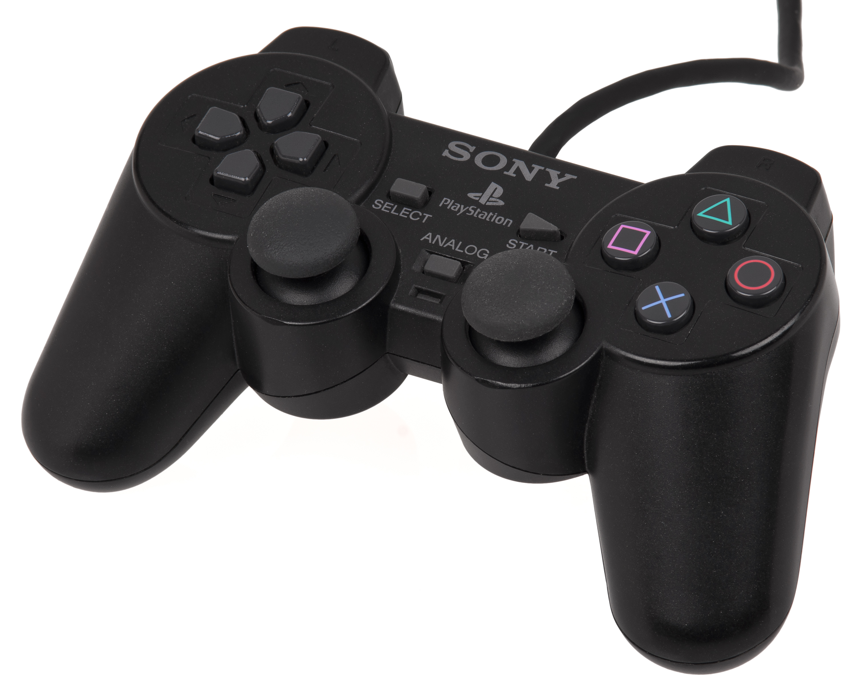 PS2 joysticks\'s dpad up/down/left/right are not mapped/detected in ...