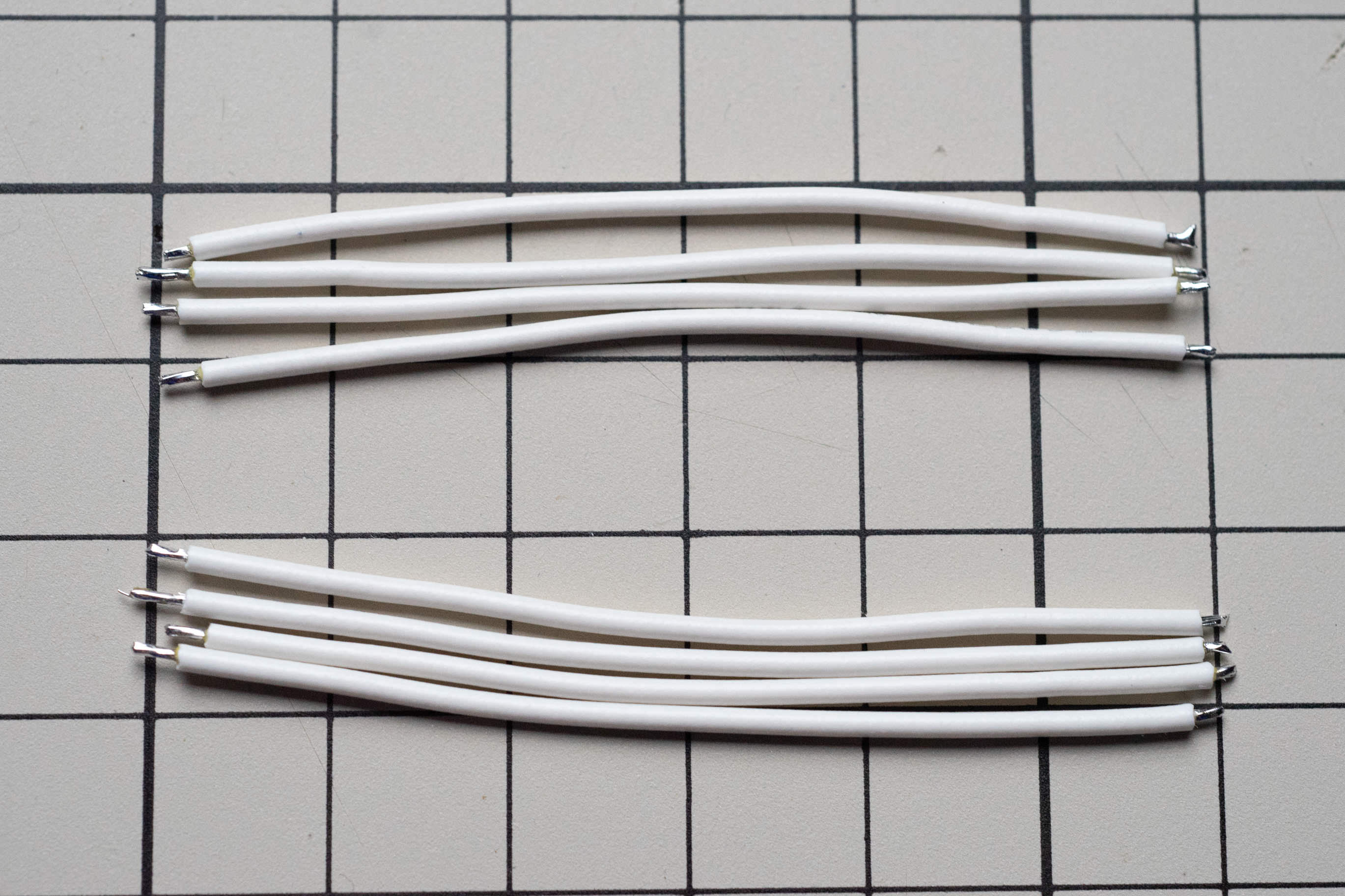 リード線の加工