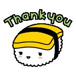 寿司ゆき:thanks