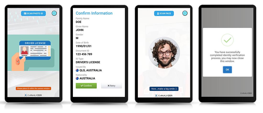 DocuPass Screen
