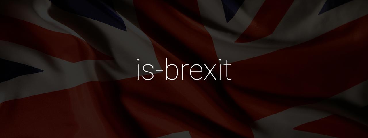 is-brexit Logo