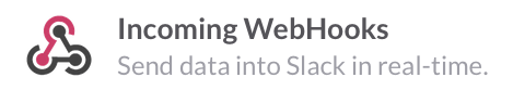Incoming WebHook Integration