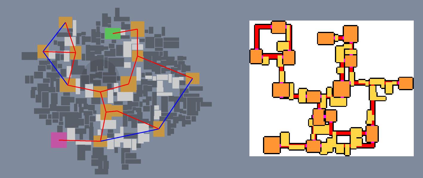 GitHub - jongallant/DungeonGenerator: A dungeon generator