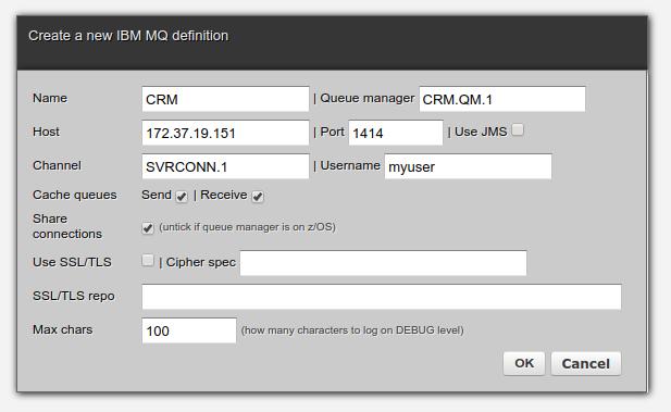 GitHub - dsuch/pymqi: Python interface to IBM MQ (WebSphere