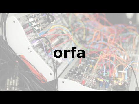 orfa on youtube
