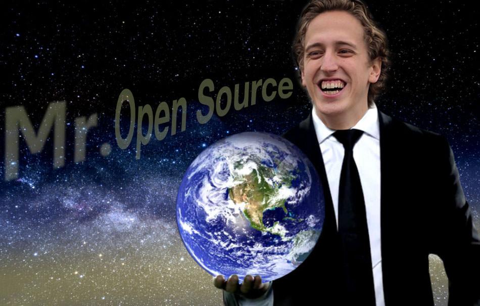 Mr Open Source