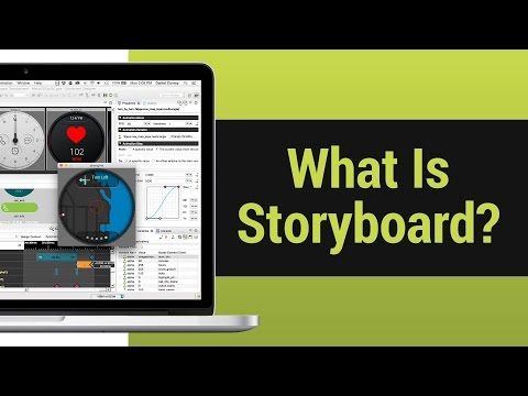 What Is Storyboard