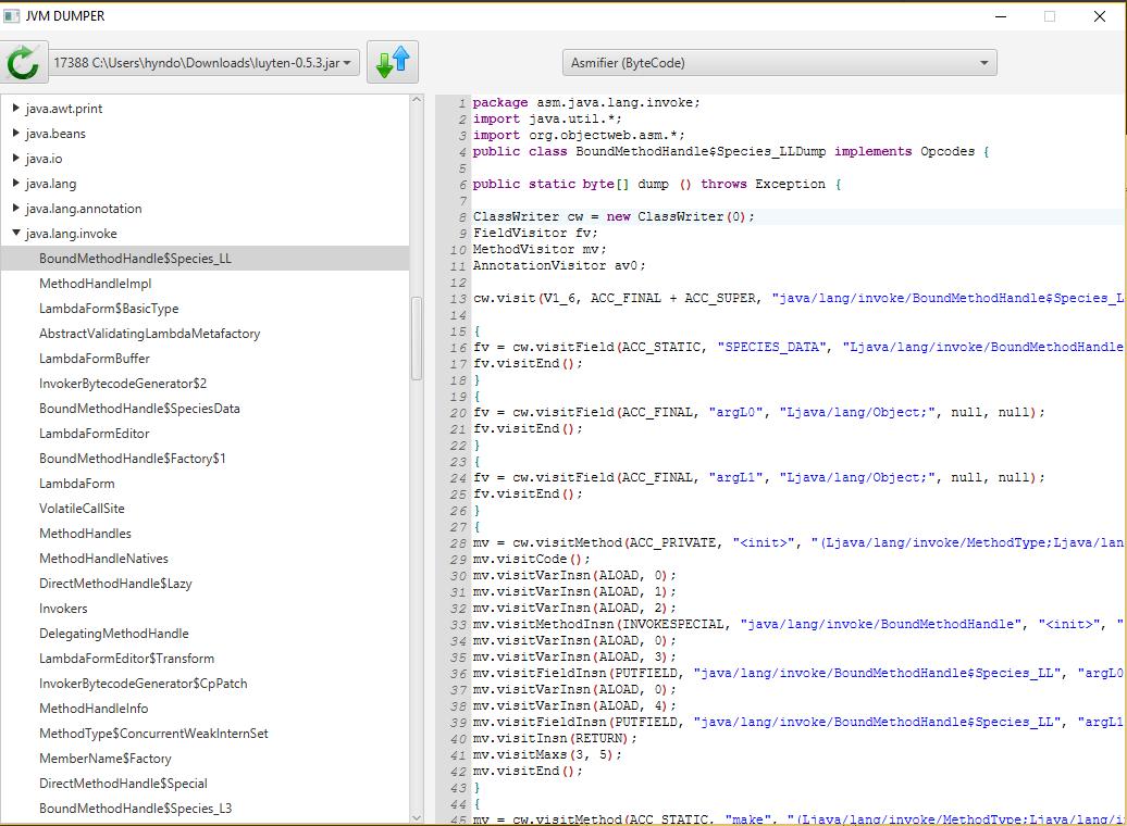 org objectweb asm classwriter jar