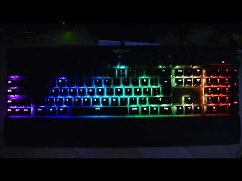 GitHub - DarthAffe/KeyboardAudioVisualizer: It's colorful - I like it!