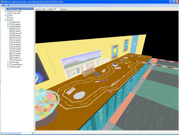 MMEd screenshot