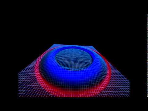 gravitational wave extrinsic curvature