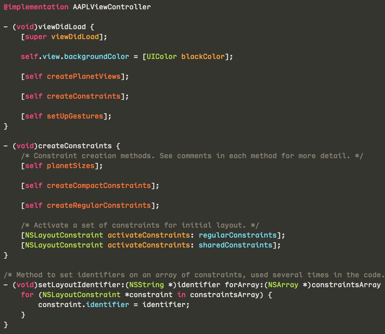 Monokai Xcode Theme