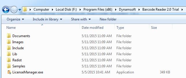 GitHub - dynamsoft-dbr/java-barcode-reader
