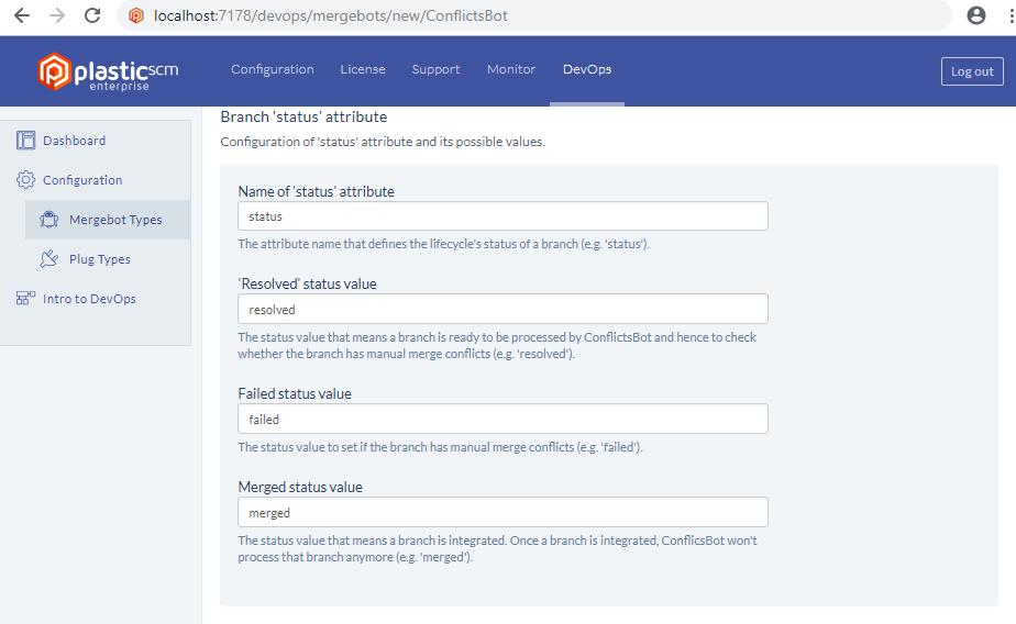 Plastc DevOps - New ConflictsBot instance - Page 2