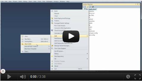 (Older video) Using YUI Compressor .NET 1.7 with MSBuild