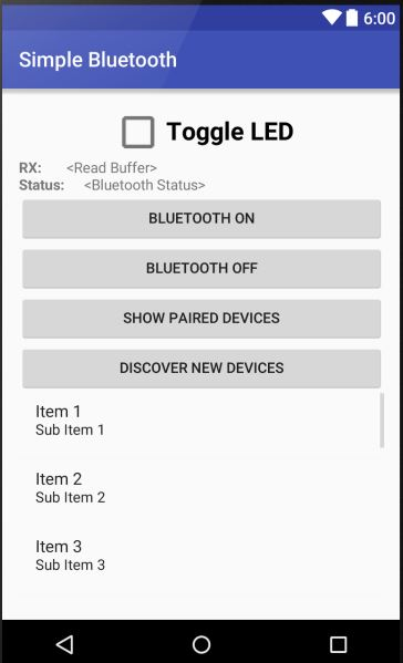 Github bauerjj android simple bluetooth example