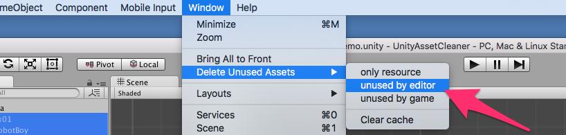 GitHub - unity-cn/Tool-UnityAssetCleaner