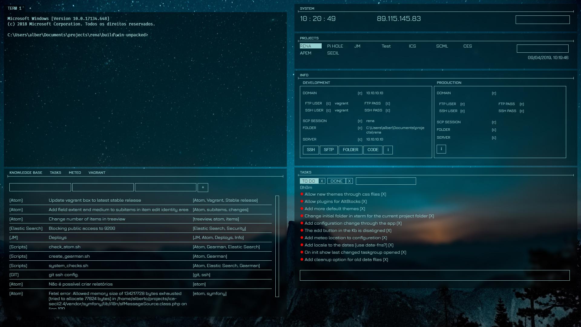 rena screenshot 1