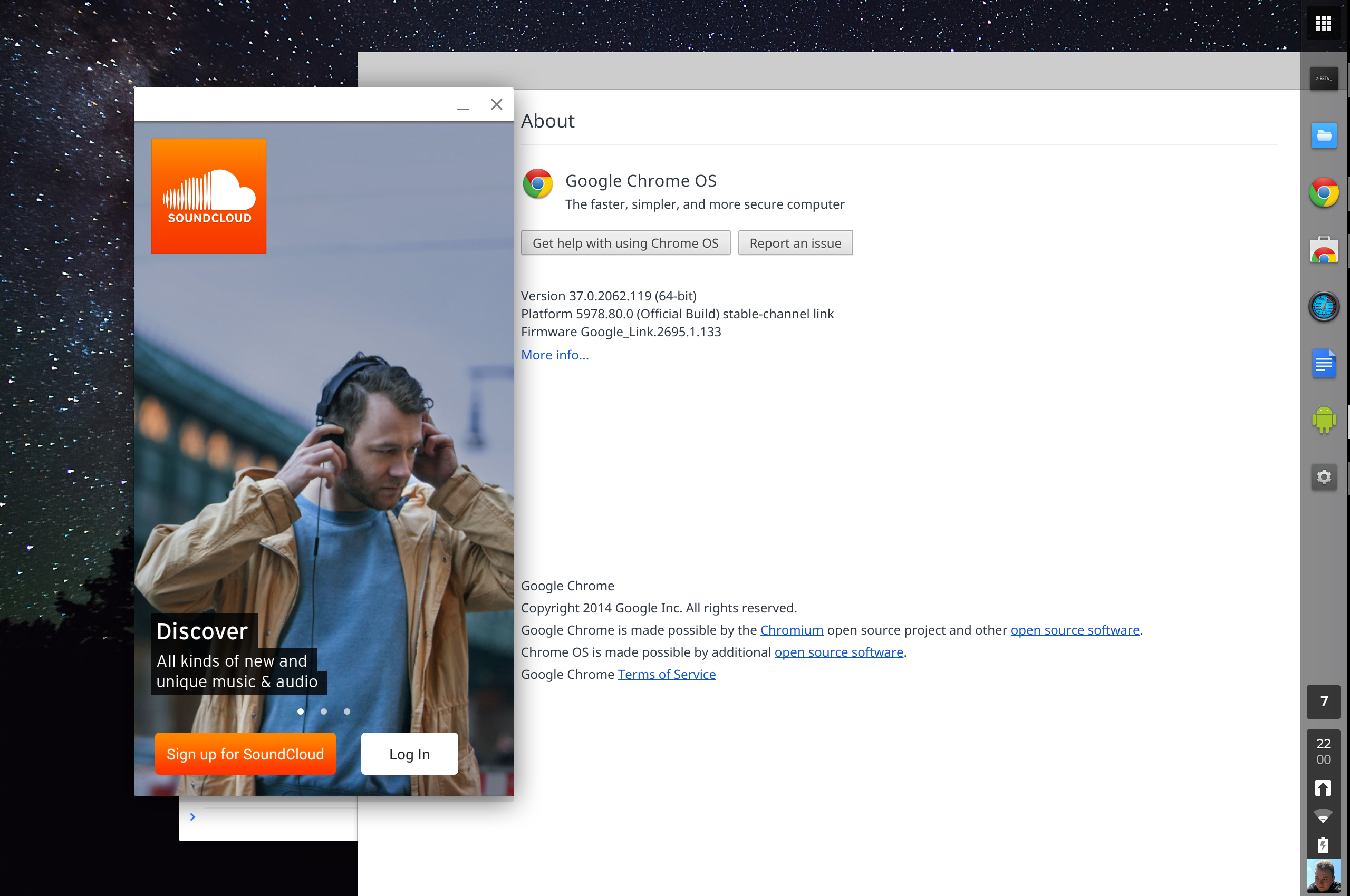 Github Vladikoff Chromeos Apk Run Android Apps In Chrome Os Or Chrome In Os X Linux And Windows