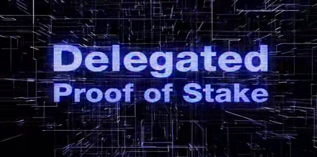 Delegated Proof of Stake