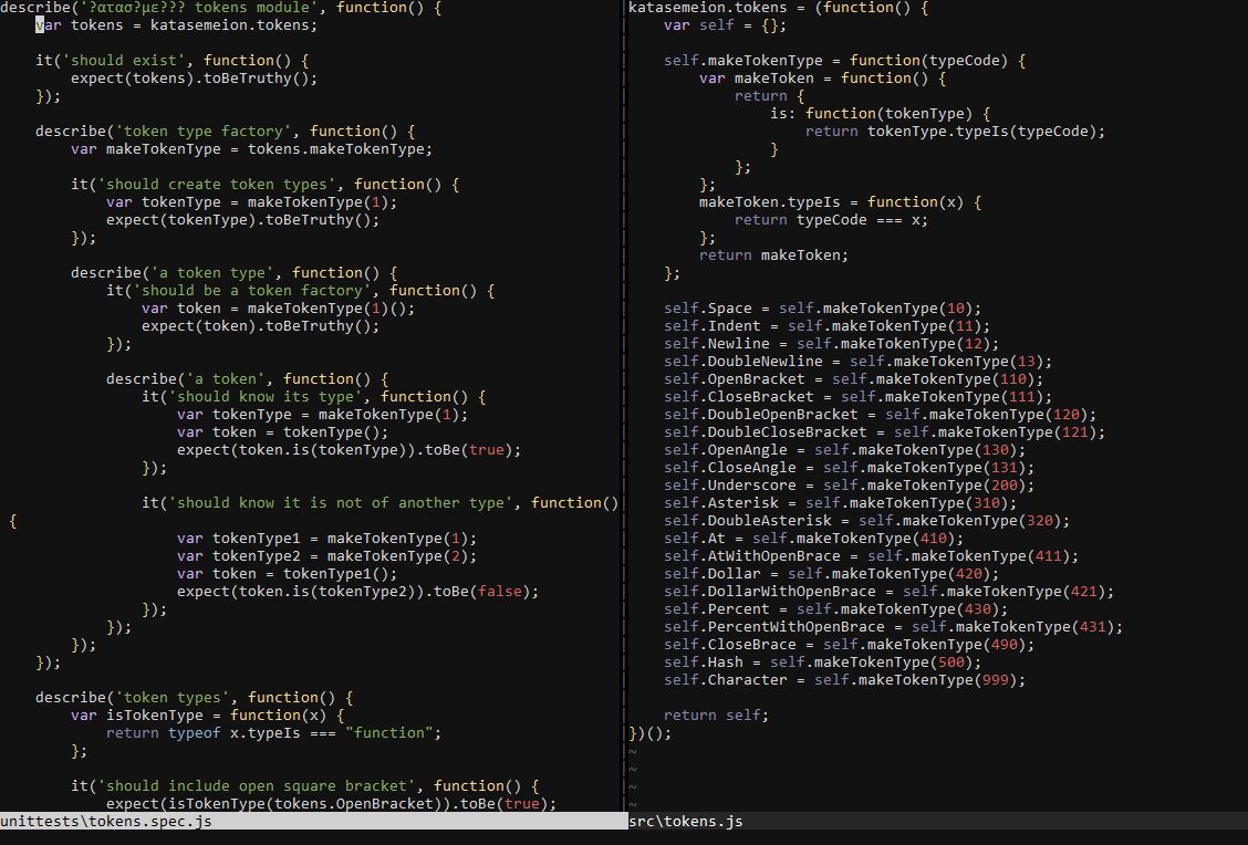 Tabv for JavaScript