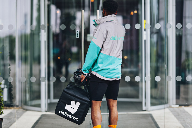 Deliveroo: Courier