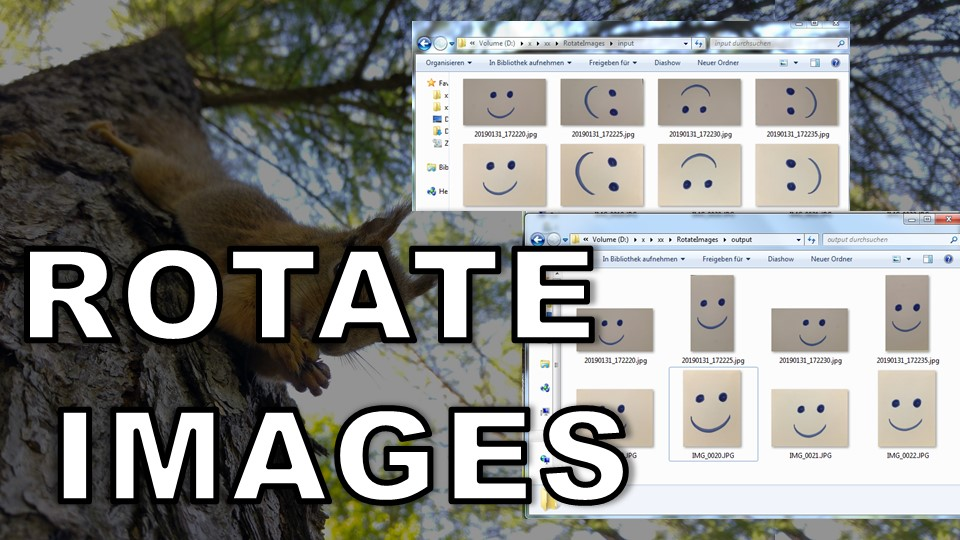 Rotate Images