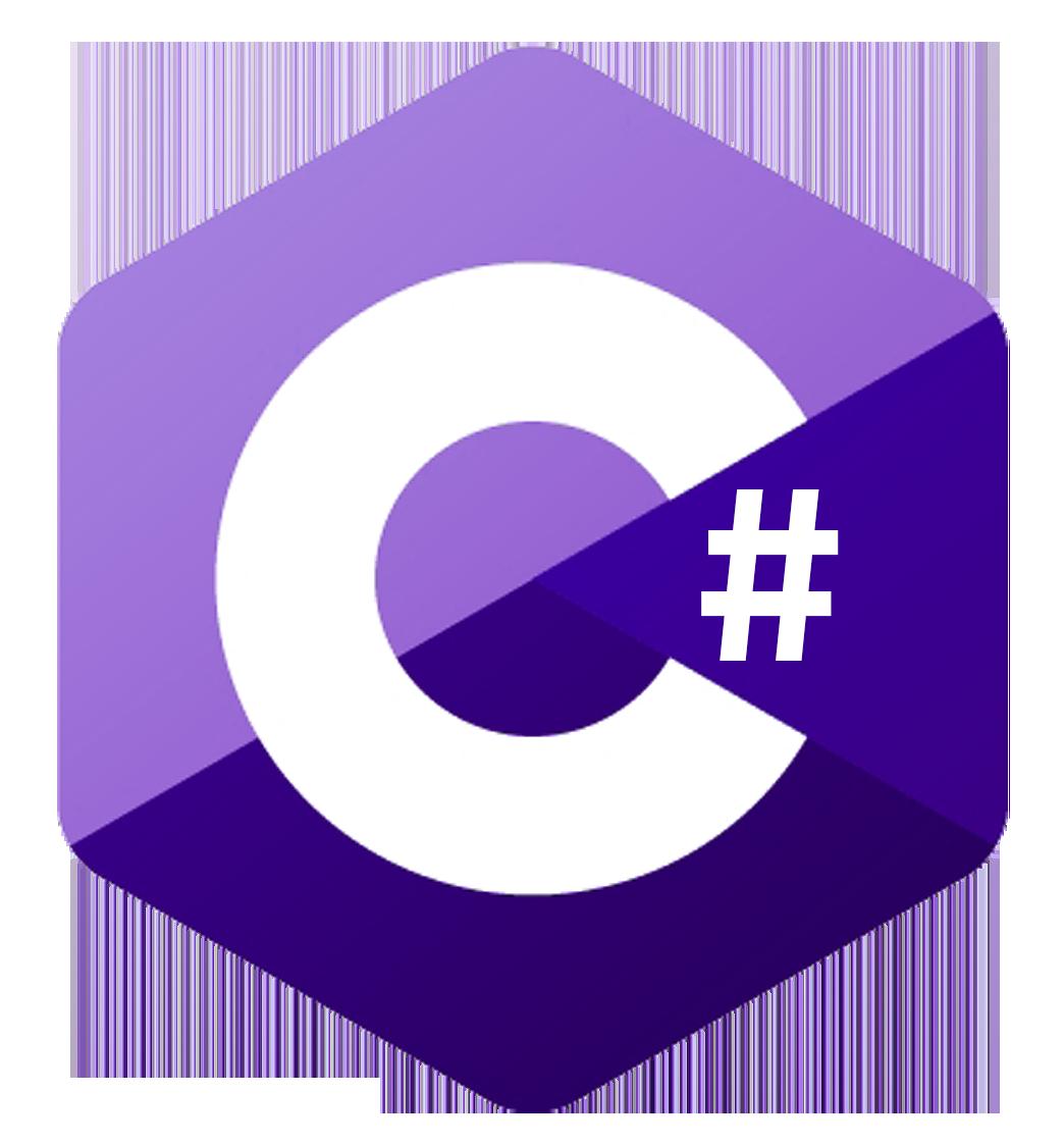 Risultati immagini per c# logo