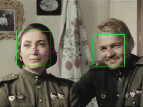 Multiple Faces tracking: