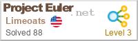 Limeoats Project Euler