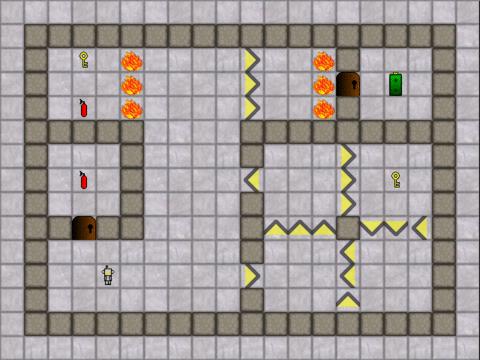 Puzzle Game Level