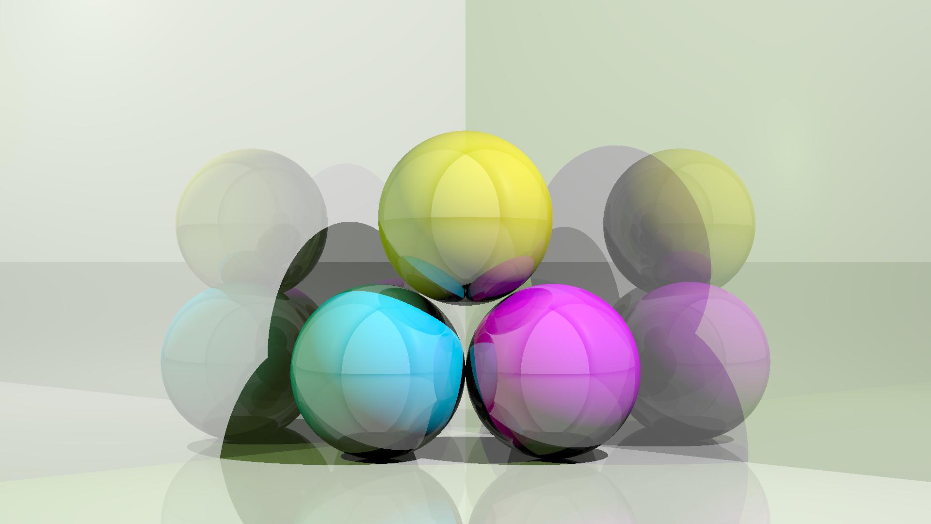 Sample Luminosity render