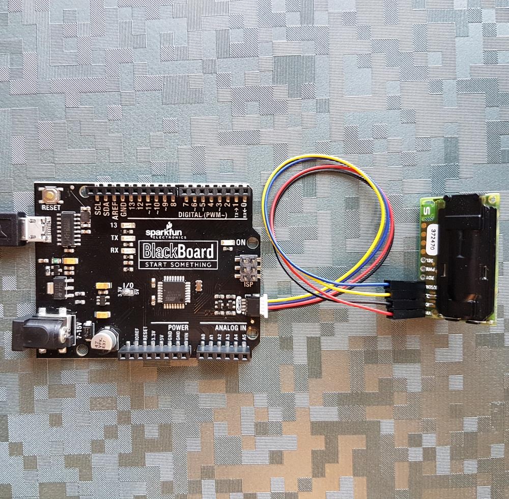 SparkFun SCD30 CO2 Sensor
