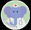 Dr. Memory logo