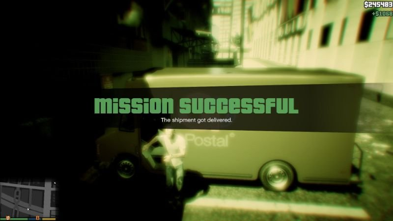 Showing mission success / fail · Issue #663 · crosire