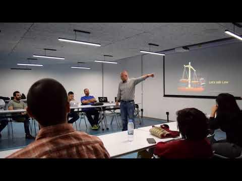 Open presentation - live recording