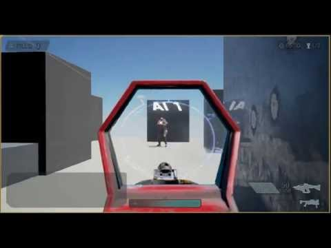 GitHub - mtrebi/AI_FPS: AI system to simulate combat behaviors in a