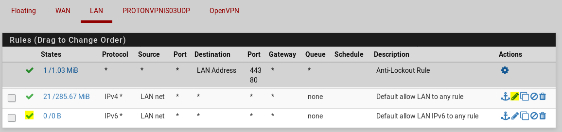 How to set up ProtonVPN on pfSense - ProtonVPN Support