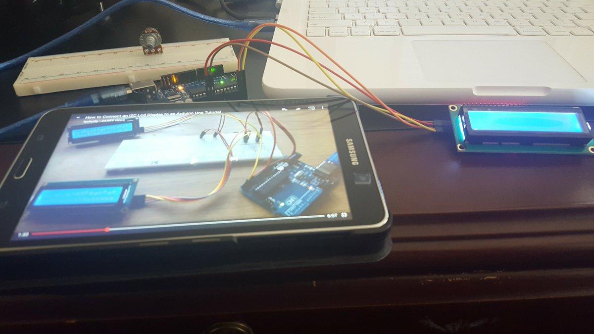 Arduino LED Display