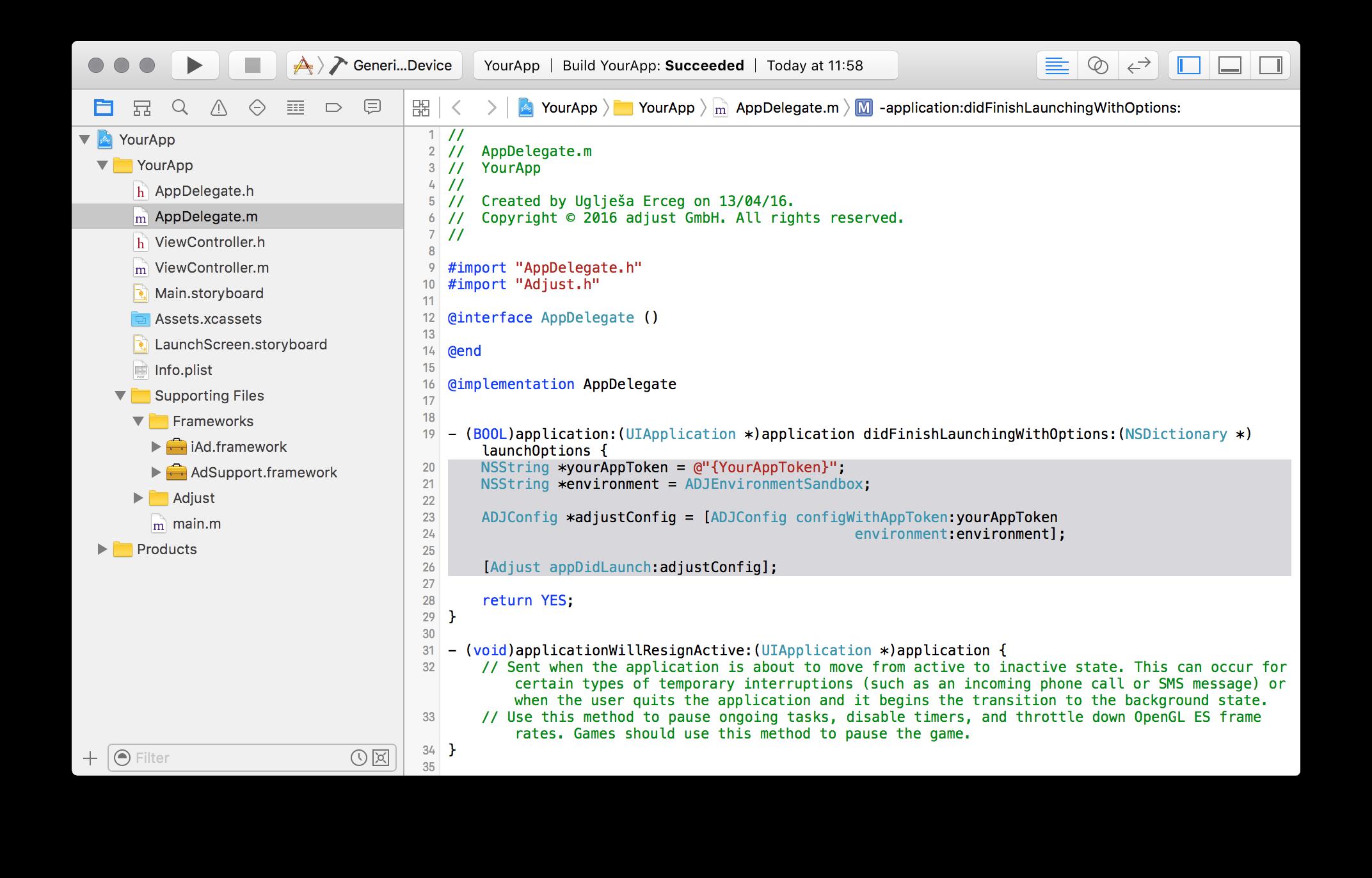 GitHub - adjust/ios_sdk: This is the iOS SDK of