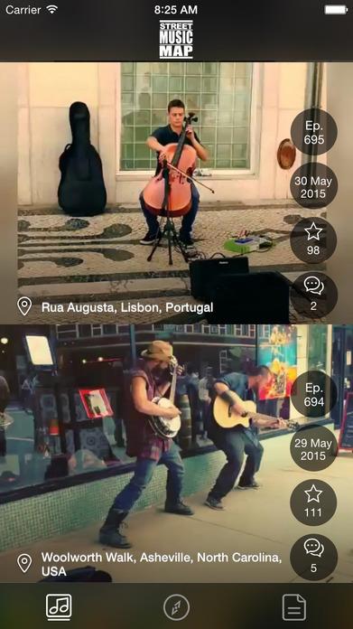 StreetMusicMap image 1