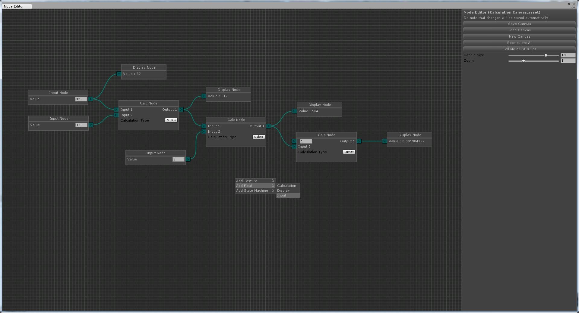 GitHub - vicenterusso/Node_Editor: Node Editor framework